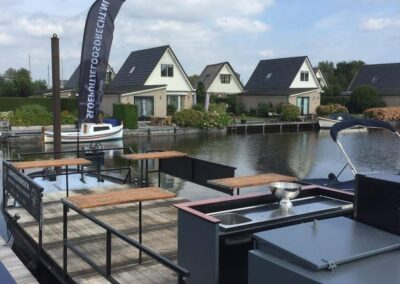 BBQ-ponton-huren-loosdrechtse-plassen